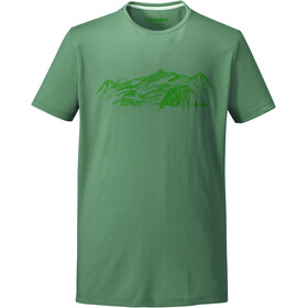 Schöffel Barcelona1 Miehet Lyhythihainen paita , vihreä